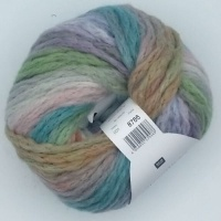 Rico Design Creative Smile Superchunky yarn - pale pastels